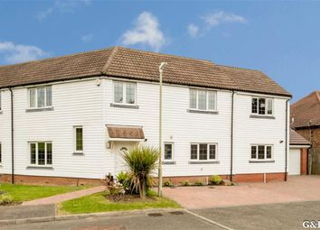 Thumbnail 5 bed semi-detached house for sale in Brisley Close, Kingsnorth, Ashford
