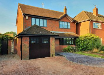 Thumbnail 4 bed detached house for sale in 39 Brewood Road, Coven, Wolverhampton
