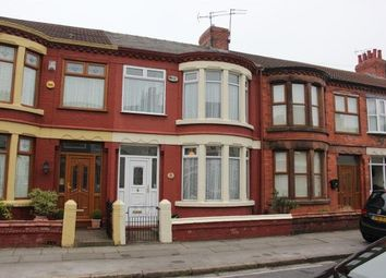 Thumbnail 3 bed terraced house to rent in Palladio Road, Liverpool