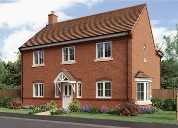 "Thumbnail 4 bed detached house for sale in ""Harper"" at Rykneld Road, Littleover, Derby"