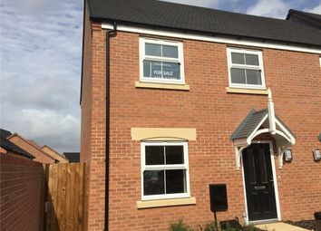Thumbnail 3 bedroom end terrace house for sale in Clover Gardens, Newark
