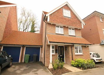 Thumbnail 4 bed detached house for sale in Woodlands Way, Hastings, East Sussex