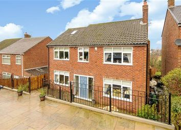 Thumbnail 4 bedroom detached house for sale in Blakelow Road, Macclesfield