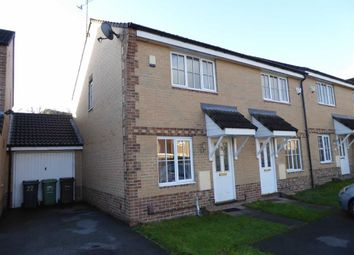 Thumbnail 2 bed town house for sale in Pitchtstone Court, Farnley, Leeds, West Yorkshire