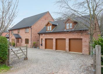 Thumbnail 6 bed detached house for sale in Bygone, Main Road, Fleggburgh, Great Yarmouth