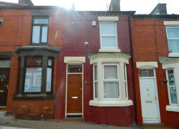 Thumbnail 2 bedroom terraced house to rent in Malwood Street, Liverpool