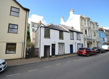 Thumbnail 3 bedroom end terrace house for sale in Waterside Cottage, 17 Brunswick Place, Dawlish, Devon