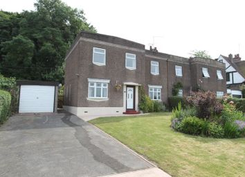 Thumbnail 3 bed semi-detached house for sale in Quarry Bank, Keele, Newcastle-Under-Lyme