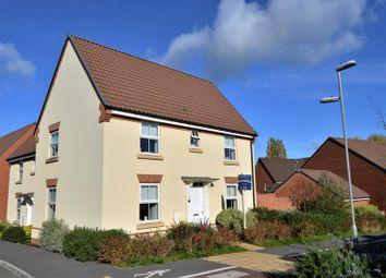 Thumbnail 3 bed semi-detached house to rent in Collett Road, Norton Fitzwarren, Taunton, Somerset