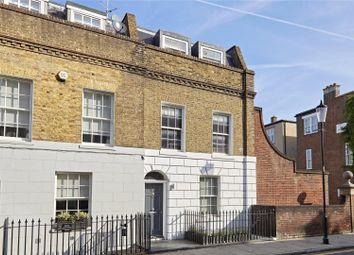 4 bed end terrace house for sale in Britten Street, Chelsea, London SW3