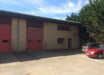 Thumbnail Light industrial to let in Unit 17, Chamberlayne Road, Bury St. Edmunds