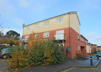 Thumbnail 1 bed flat to rent in John Levers Way, Exeter