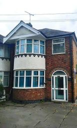 3 bed semi-detached house to rent in Welford Road, Leicester LE2