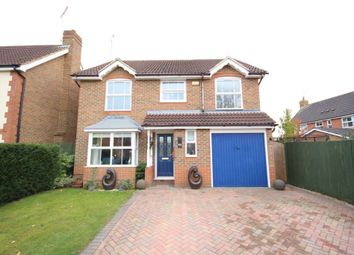 Thumbnail 4 bedroom detached house to rent in Yorkshire Place, Warfield, Bracknell