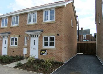 Thumbnail 2 bed semi-detached house for sale in Archdale Close, Chesterfield