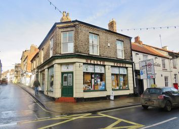 Thumbnail Retail premises for sale in Yorkersgate, Malton