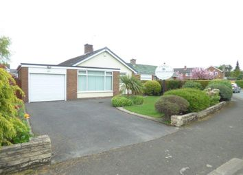 Thumbnail 2 bed detached bungalow for sale in Middlewich Road, Sandbach