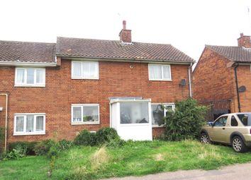Thumbnail 2 bedroom terraced house for sale in Nene Way, Northampton
