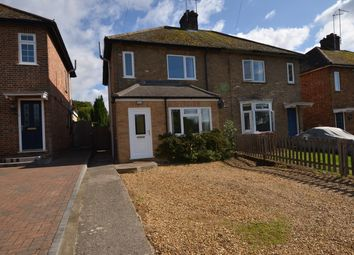 Thumbnail 3 bedroom semi-detached house to rent in Old Leicester Road, Wansford, Peterborough