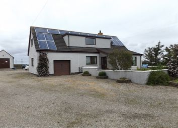 Thumbnail 5 bed detached house for sale in Forse, Lybster