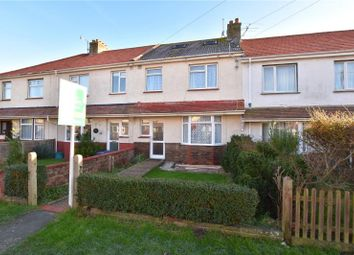 Thumbnail 4 bed terraced house for sale in First Avenue, Lancing, West Sussex