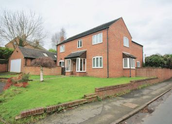 Thumbnail 4 bed detached house for sale in Bulkington Road, Shilton, Coventry