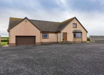 Thumbnail 4 bed bungalow for sale in Murkle, Thurso, Caithness, Highland