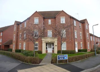 Thumbnail 2 bed flat to rent in Shreres Dyche, Chase Meadow Square, Warwick