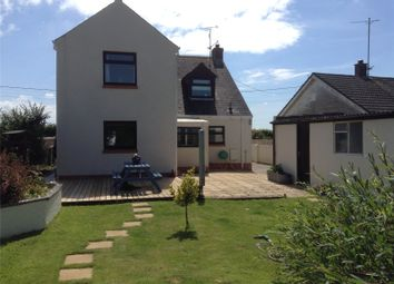 Thumbnail 4 bed detached house for sale in Greenway Cottage, Hill Mountain, Houghton, Milford Haven