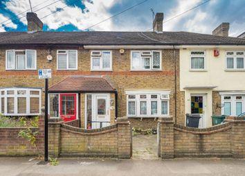 Thumbnail 3 bed terraced house for sale in Penrhyn Avenue, Walthamstow, London