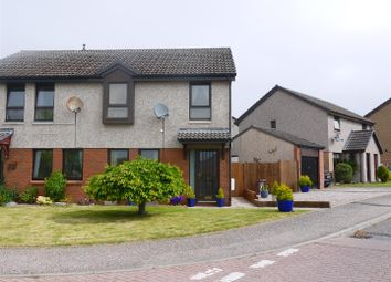 Thumbnail 3 bed semi-detached house for sale in Drainie Way, Lossiemouth