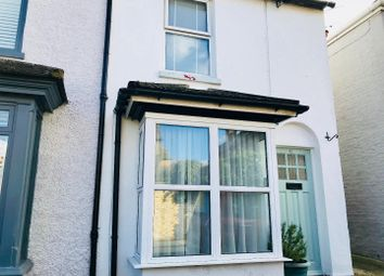 Thumbnail 2 bed semi-detached house for sale in Swanfield Road, Whitstable