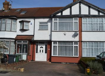 Thumbnail 3 bed terraced house for sale in Rolls Park Avenue, Highams Park