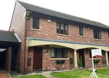Thumbnail 3 bedroom terraced house to rent in Whitsters Hollow, Bolton