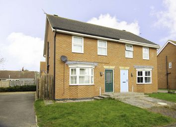 Thumbnail 3 bed semi-detached house for sale in Rectory View, Beeford, Driffield, North Humberside