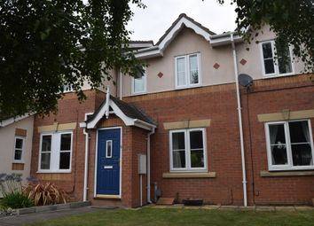 Thumbnail 2 bedroom terraced house for sale in Beeston Drive, Peterborough