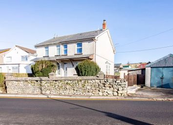 Thumbnail 2 bed semi-detached house for sale in Upper Coed Cae Road, Blaenavon, Pontypool