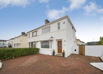 Thumbnail 3 bed semi-detached house for sale in Penilee Road, Ralston, Paisley, Renfrewshire