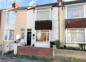 Thumbnail 3 bed terraced house for sale in Franklin Road, Weymouth