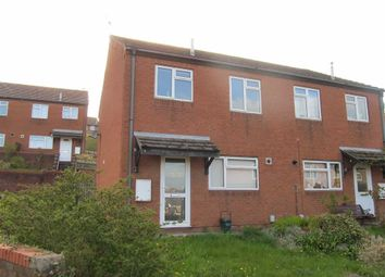 Thumbnail 3 bed semi-detached house to rent in Hillary Rise, Barry, Vale Of Glamorgan