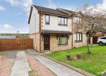 Thumbnail 3 bed semi-detached house for sale in Lansdowne Drive, Carrickstone, Cumbernauld, North Lanarkshire