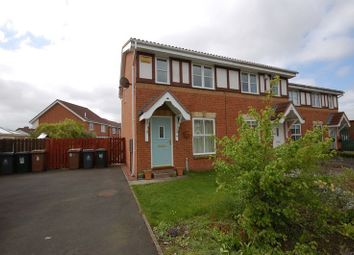Thumbnail 2 bedroom terraced house for sale in Lansdowne Road, Forest Hall, Newcastle Upon Tyne