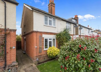 Thumbnail 3 bed semi-detached house for sale in Coverts Road, Claygate, Esher