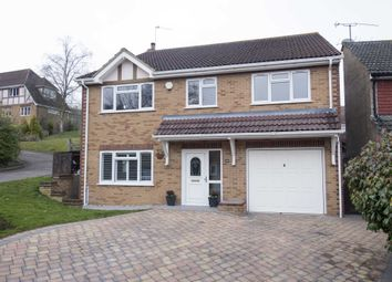 Thumbnail 5 bed detached house for sale in Cobbetts Ride, Tring