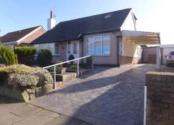 Thumbnail 3 bed detached bungalow for sale in Beechwood Drive, Thornton-Cleveleys