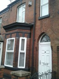 Thumbnail 1 bedroom terraced house to rent in Park Road, Bolton, Fully Furnished