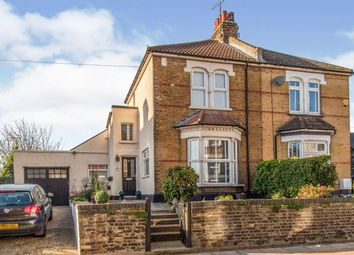 3 bed semi-detached house for sale in Springhead Road, Gravesend, Northfleet, Kent DA11