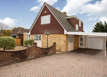Thumbnail 3 bed bungalow for sale in Shillinglee, Purbrook, Waterlooville
