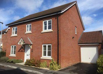 Thumbnail 4 bed detached house for sale in Egdon Crescent, Cheltenham