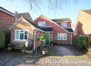 Thumbnail 3 bed detached house for sale in Station Road North, Belton, Great Yarmouth